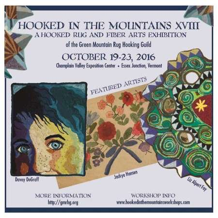 Hooked in the Mountains XVIII