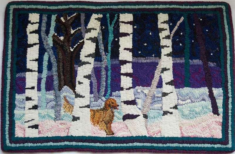 Annie's Birches