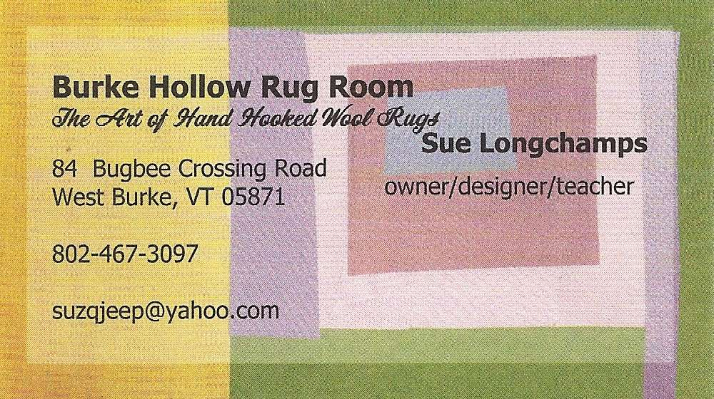Burke Hollow Rug Room