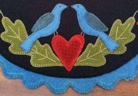 Bluebirds Heart Song